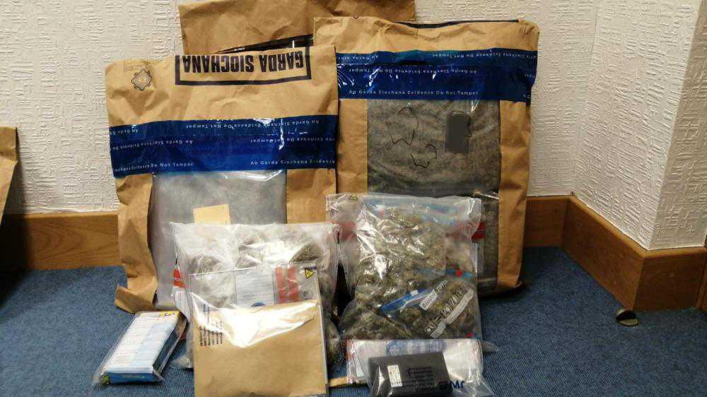 Man and woman arrested after €80,000 drugs seized in Ballina, Co. Mayo