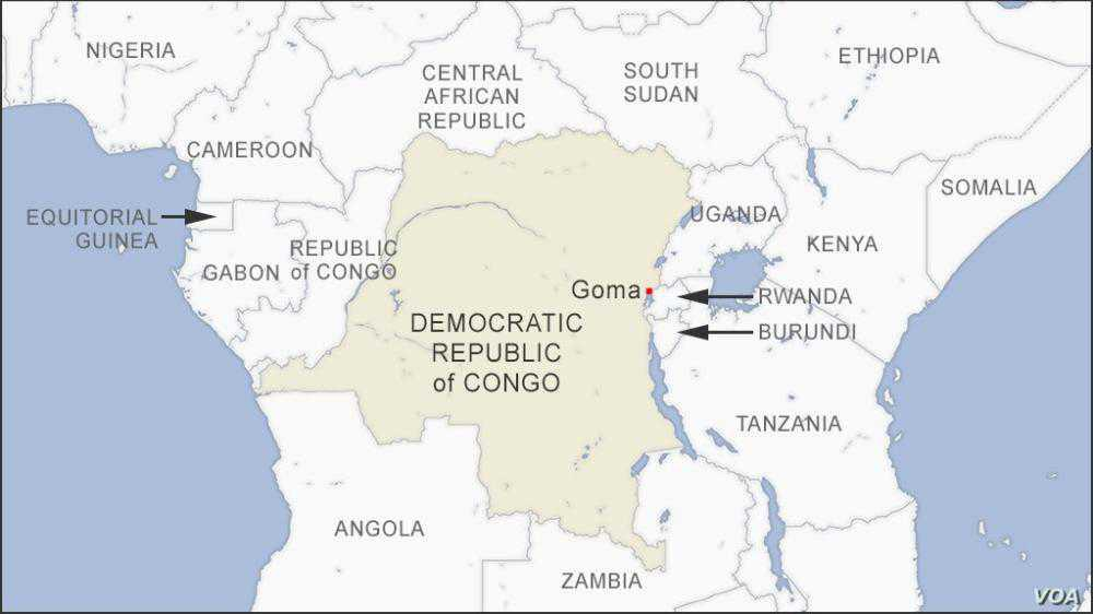 Italian ambassador killed in Democratic Republic of Congo