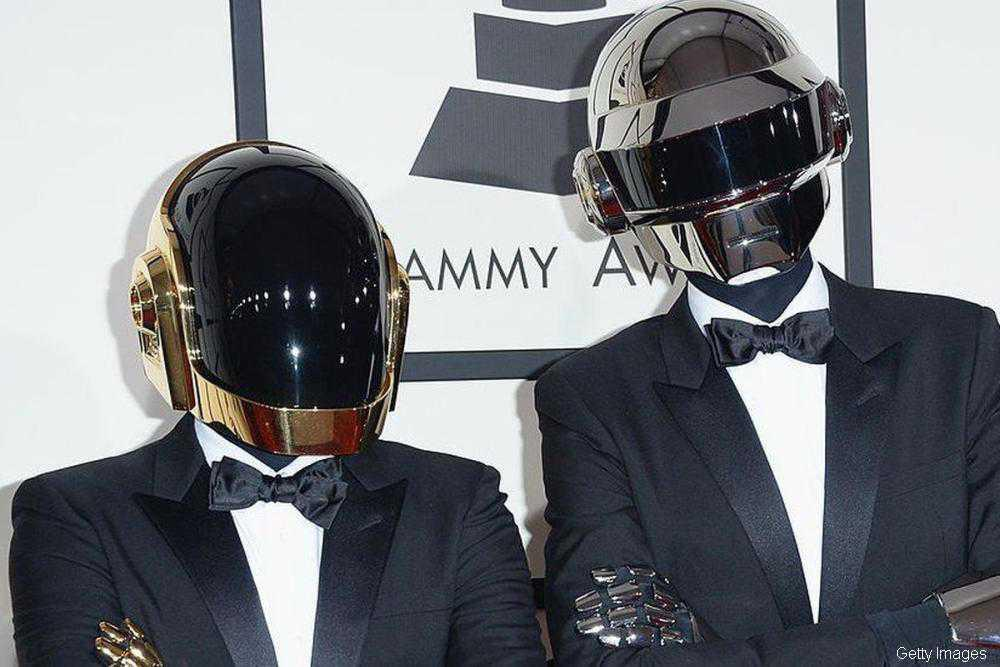 They're only human after all: Legendary music duo Daft Punk split after 28 years making music