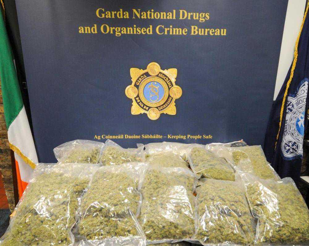 Gardaí seize drugs worth €720,000 in Dublin, Meath and Louth