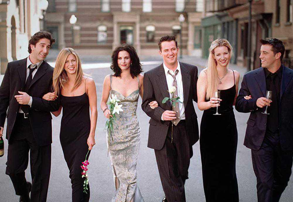 'Friends' reunion special could film next month