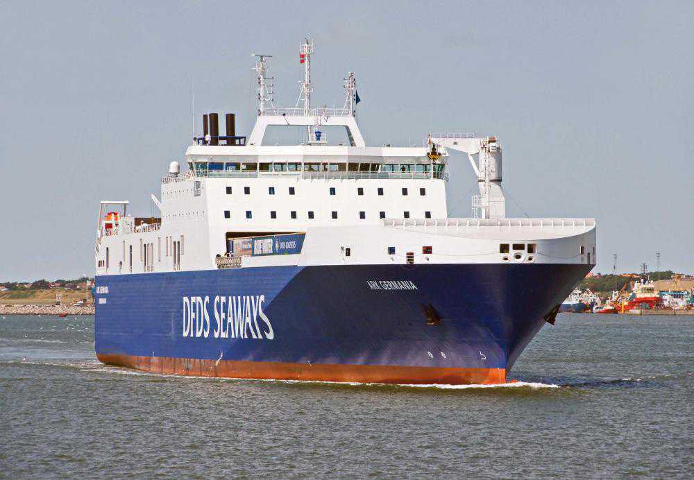 Extra ferry added to Rosslare-Dunkirk route due to Brexit