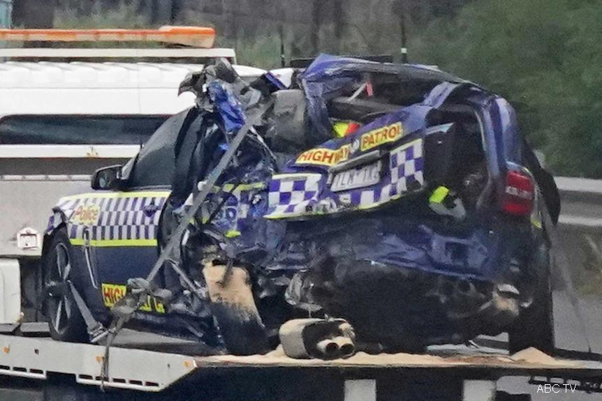 Man admits to filming dying policewoman in Australian crash