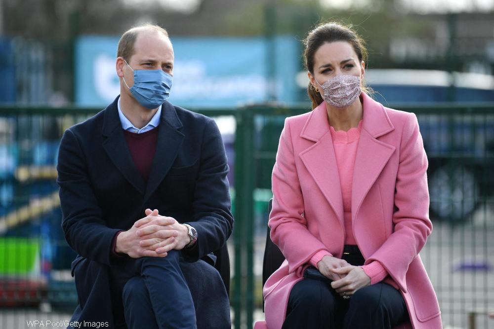 """""""We are very much not a racist family""""- Prince William"""