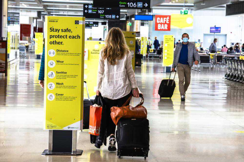 Up to 1,000 job cuts likely at Dublin and Cork airports