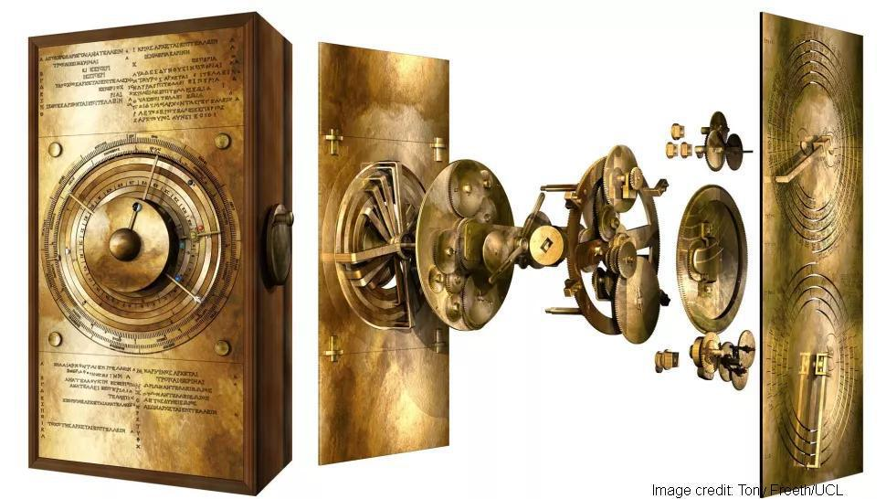 Scientists create digital model of 'the World's Oldest Computer,' the Antikythera Mechanism