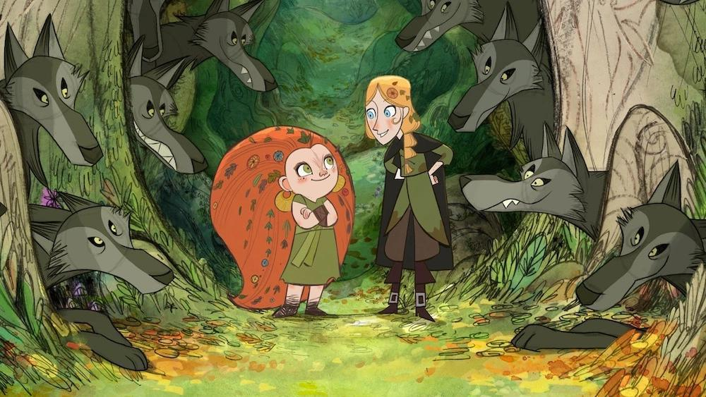 Irish animated movie Wolfwalkers receives Oscar nomination