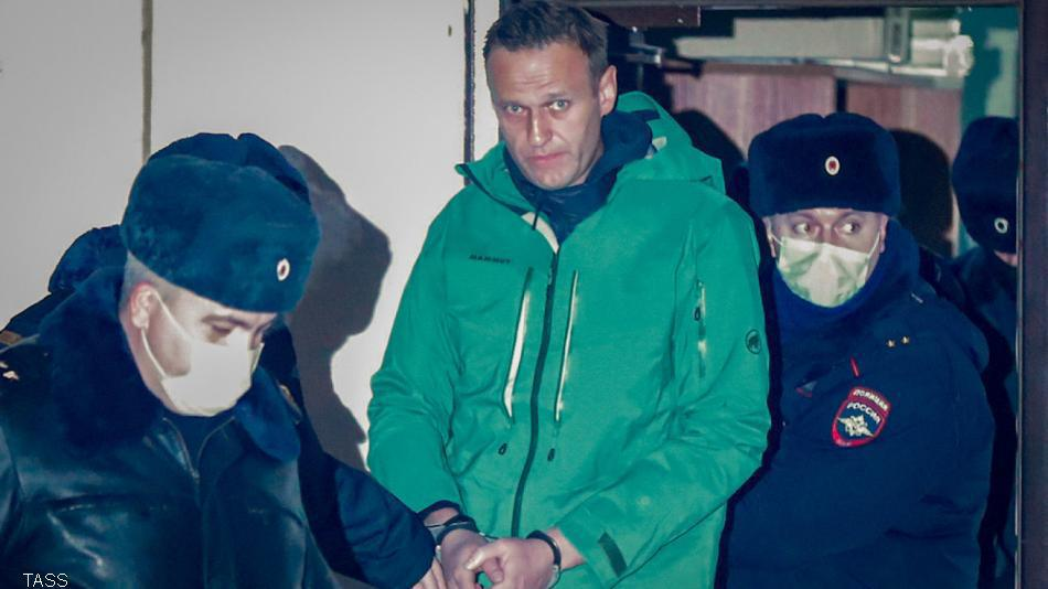 Putin critic Alexei Navalny moved to notorious 'concentration camp'