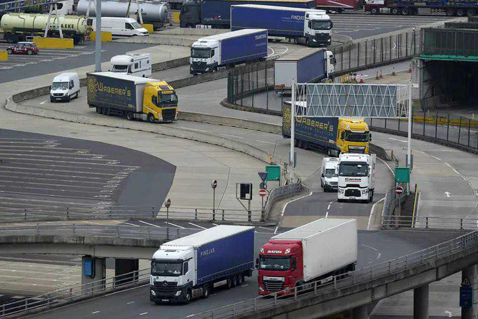 Sophomore slump as CSO figures show that British imports fell by nearly two-thirds