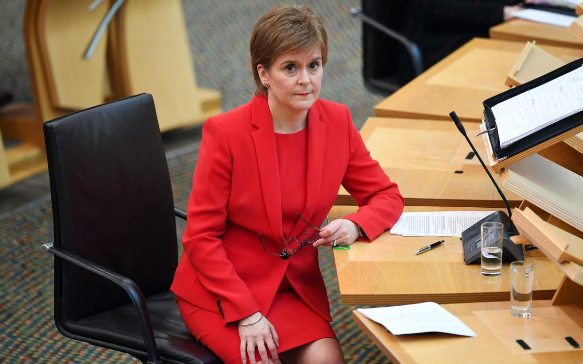 Sturgeon in hot water as Salmond inquiry finds she misled Parliament