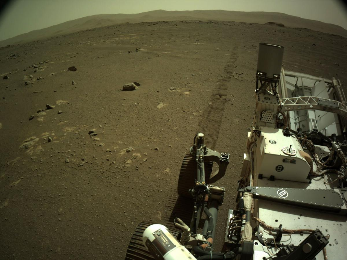 Already slowing down? Perseverance rover records strange 'scratching' noises on Mars, puzzling experts