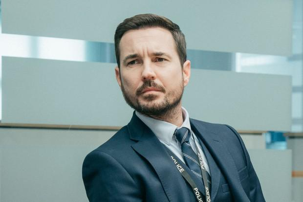 "Martin Compston reacts to ""spot on"" Line Of Duty fan theories"