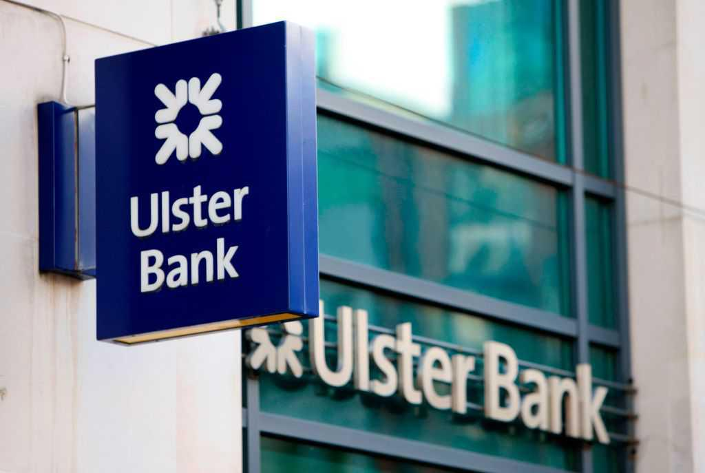 Ulster Bank fined €38m for 'serious failings' with tracker mortgages
