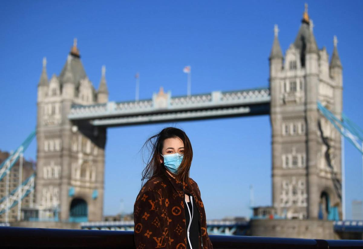 London records zero covid deaths for first time in six months