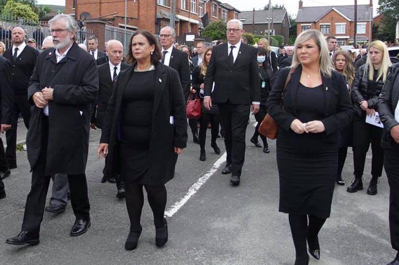No prosecutions over Covid breaches at Bobby Storey funeral