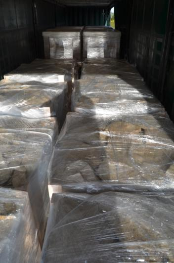Drugs worth £12 million seized in Newry