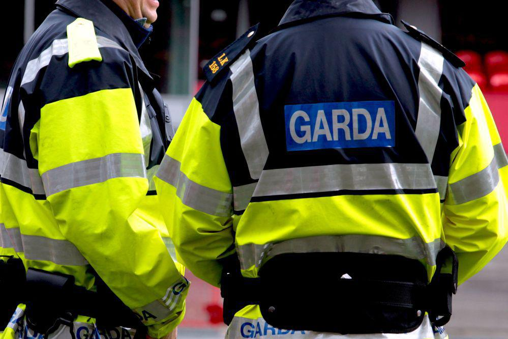 €110,000 and counting machine seized in Finglas