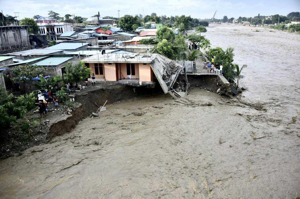 Dozens dead in East Timor, Indonesia flash floods