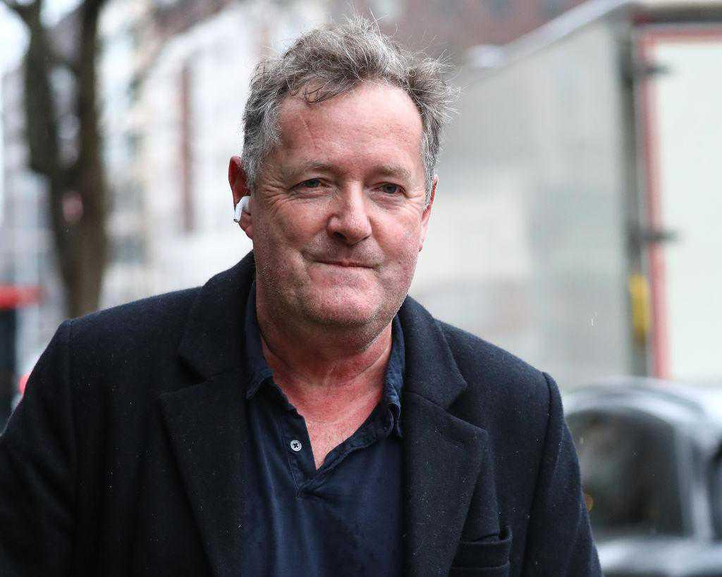Piers Morgan to give first TV interview about Meghan Markle scandal