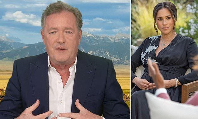 Piers Morgan: I still don't believe Meghan Markle