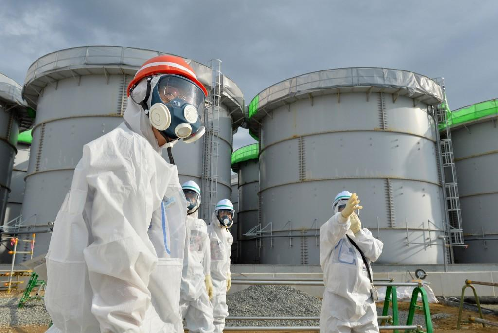 Japan to release treated radioactive water into sea
