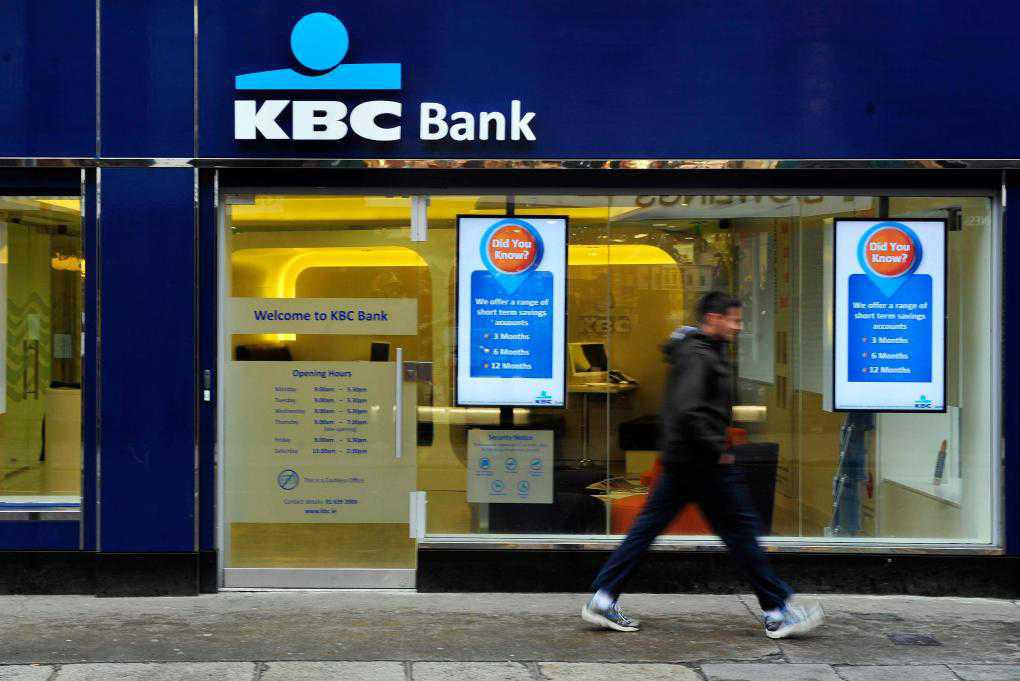 KBC planning to exit Irish market