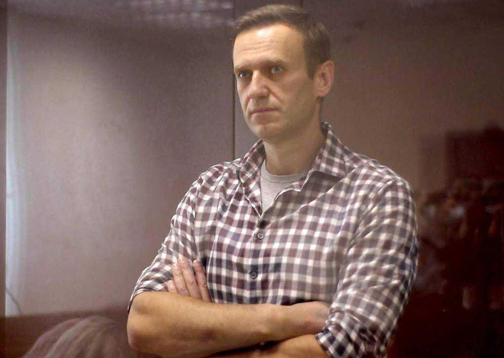 Russian opposition figure Alexei Navalny moved to prison hospital