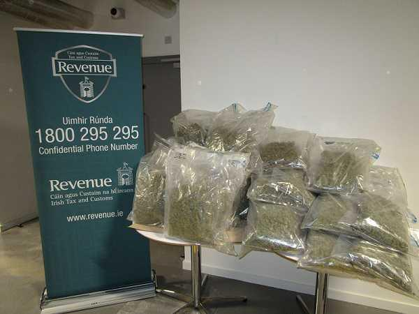 €800,000 worth of cannabis seized at Rosslare Europort