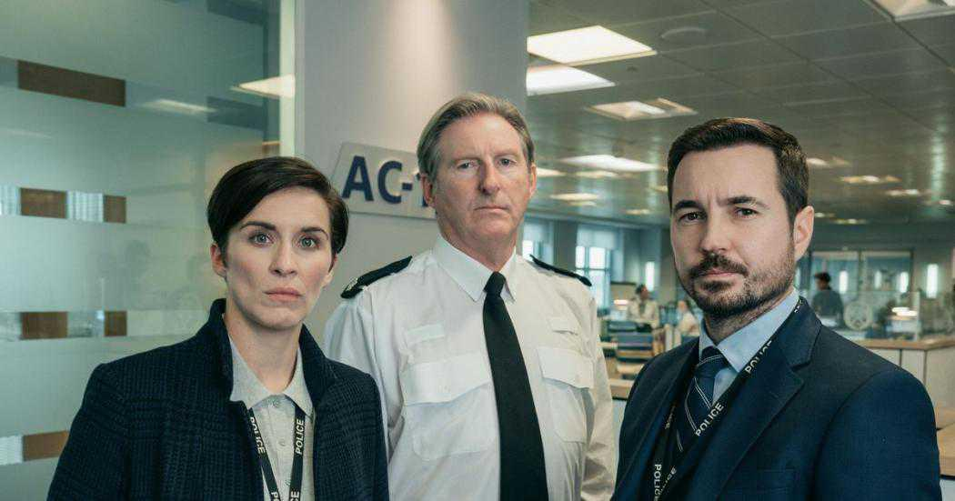 Bookies reveal their favourites on who is Line of Duty's H