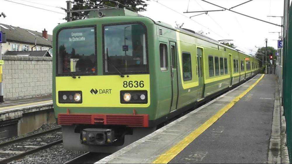 Three teenagers arrested over attack at Dart station