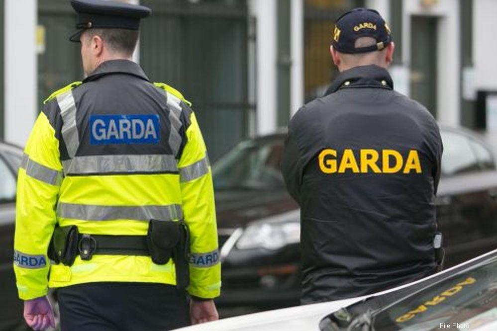Arrest in connection with money laundering Co Longford
