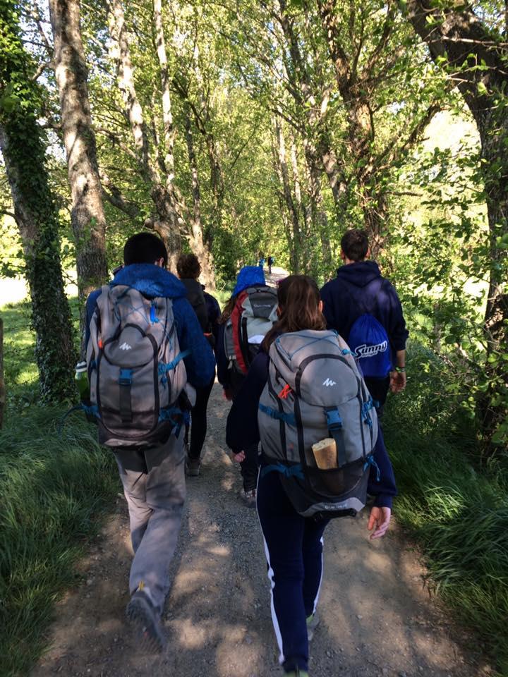 Camino de Santiago - Universitarios