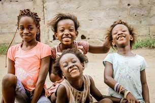 16 de junio: Día Internacional del Niño Africano