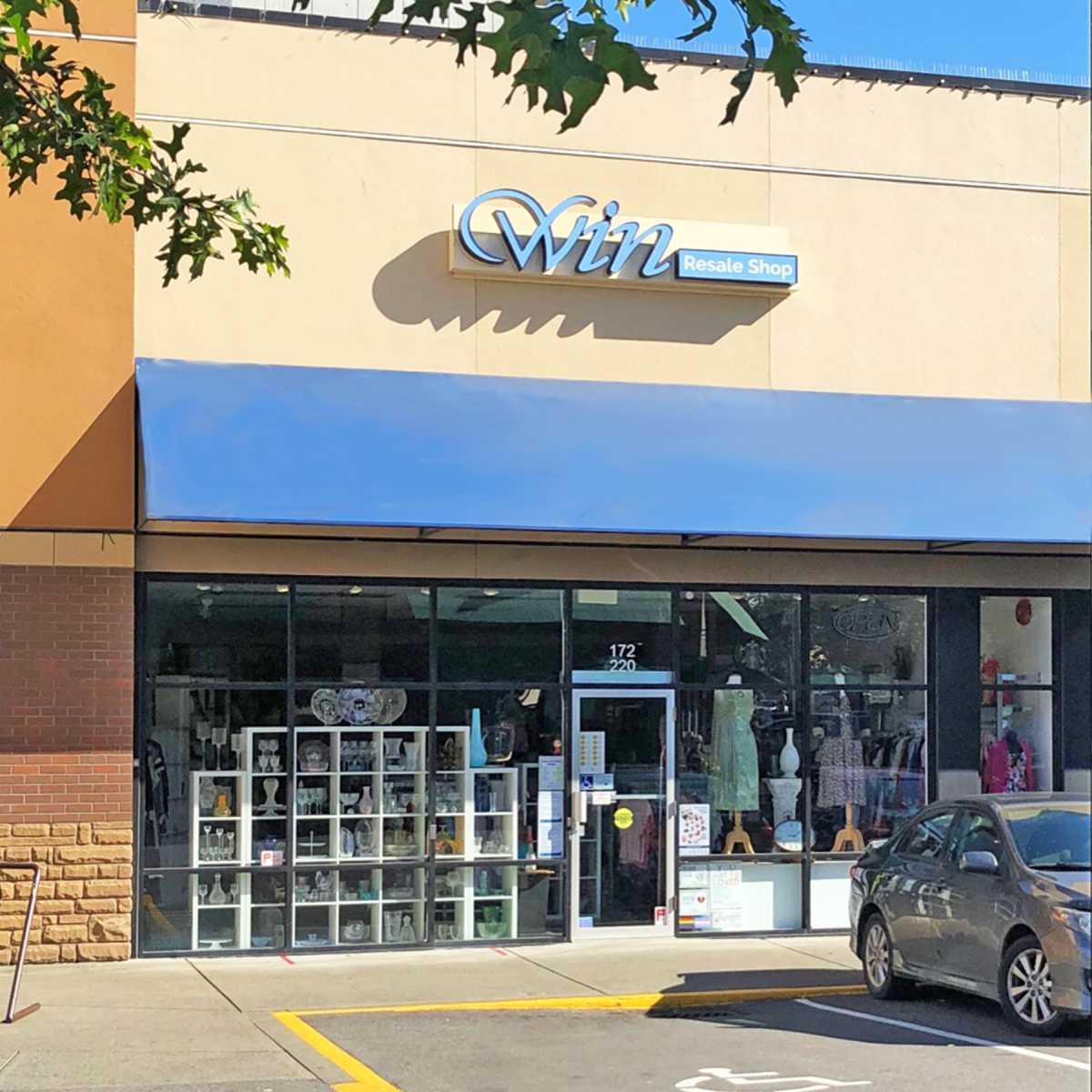 WIN Resale Shop | Westside