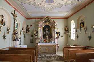 Wimpasing, Heilig-Kreuz