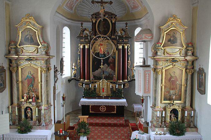 Jägersdorf, St. Leonhard
