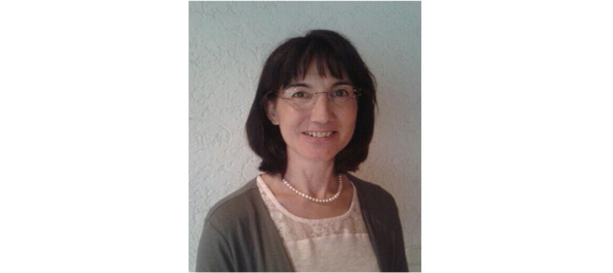 Stock Irmgard, Pfarrsekretärin