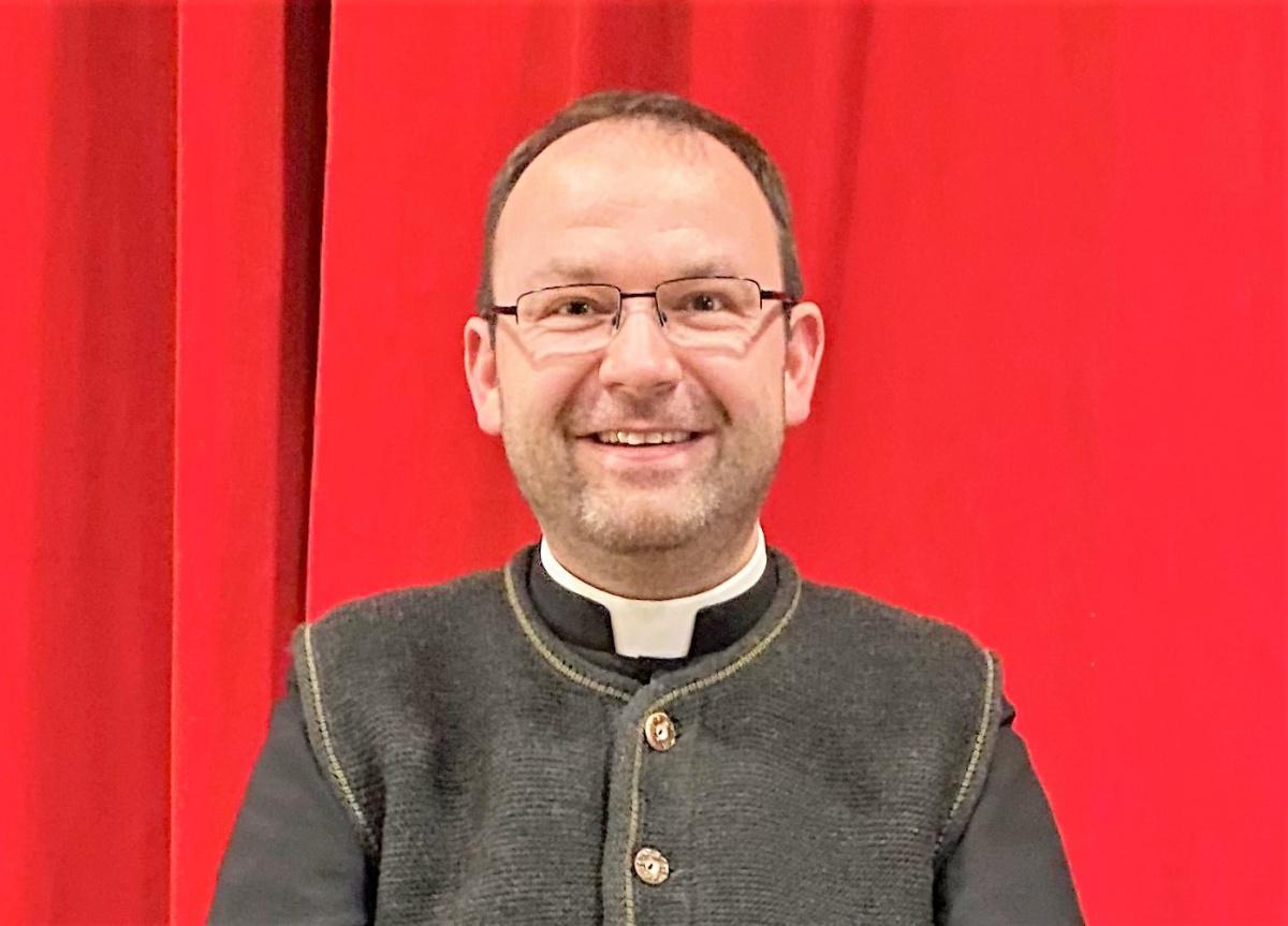 Pfarrer Stephan Rauscher, Pfarrverbandsleiter