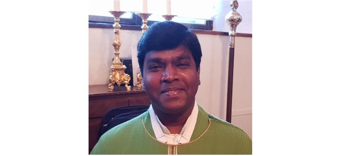 Pater Michael John Devanathan, O.Praem, Kaplan