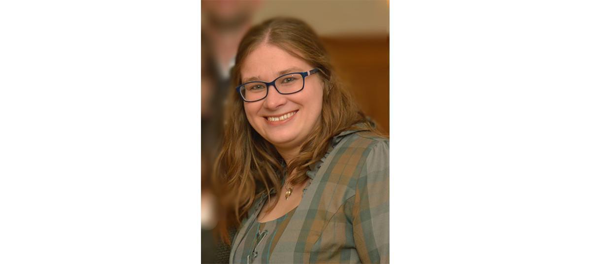 Vorstellung Rebecca Holzer, Pastoralreferentin