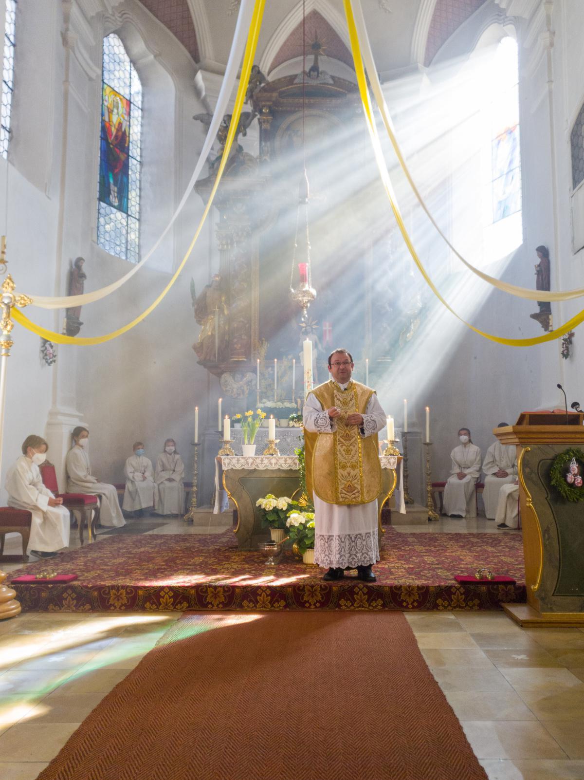 Online-Gottesdienste an Ostern zum Nachschauen