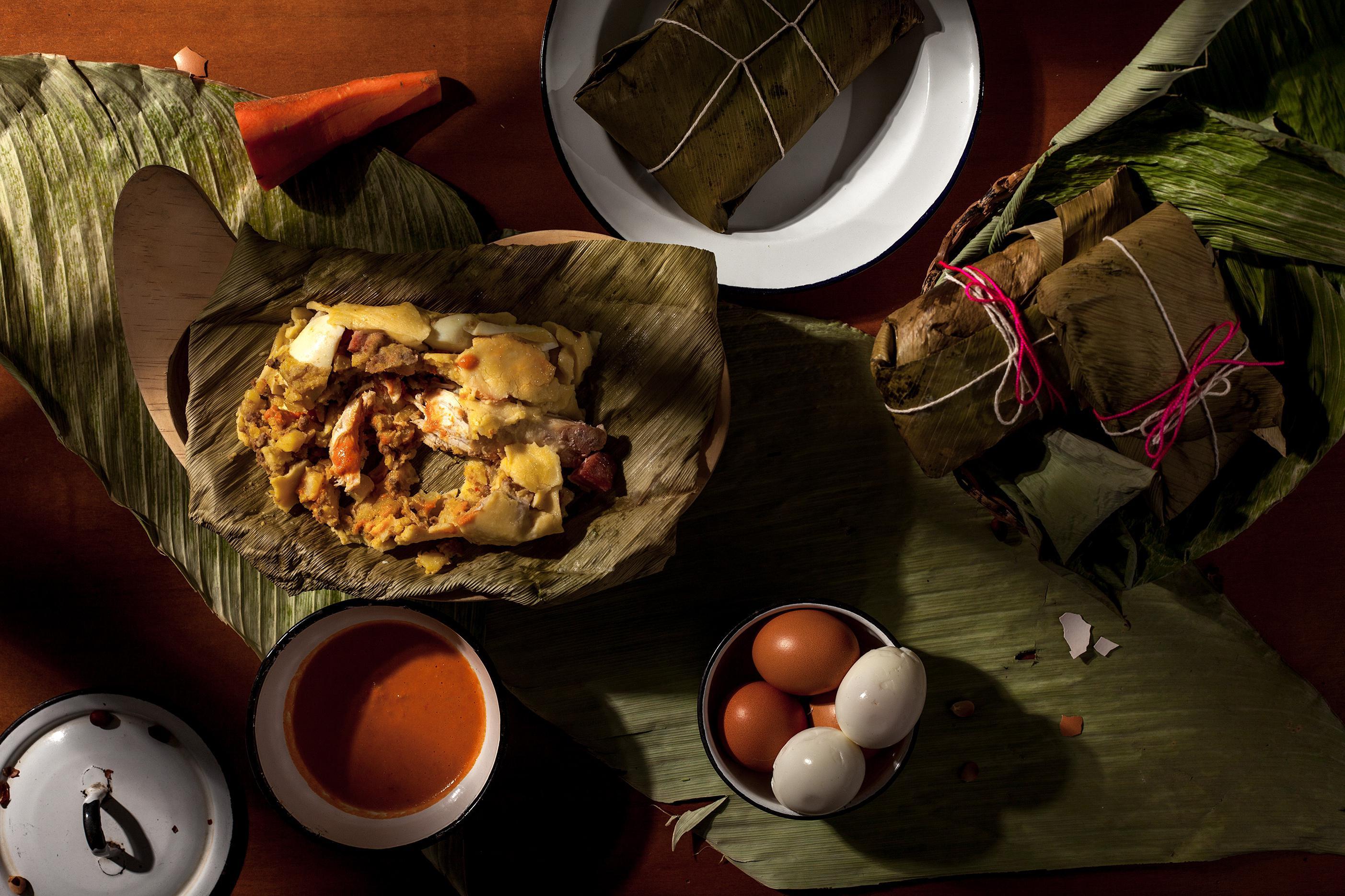Tamales - Maito