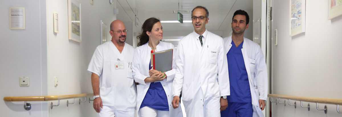 Klinik für Gynäkologie CVK