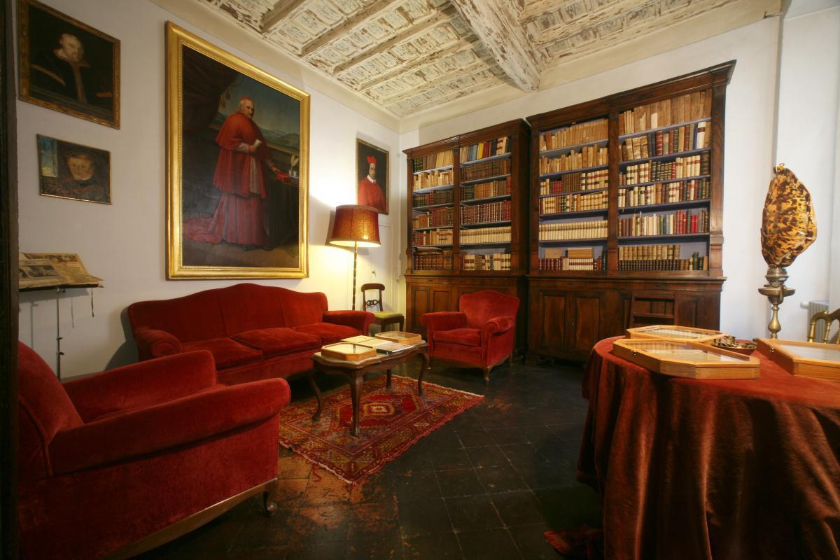 Palazzo dei Conti Cozza Caposavi
