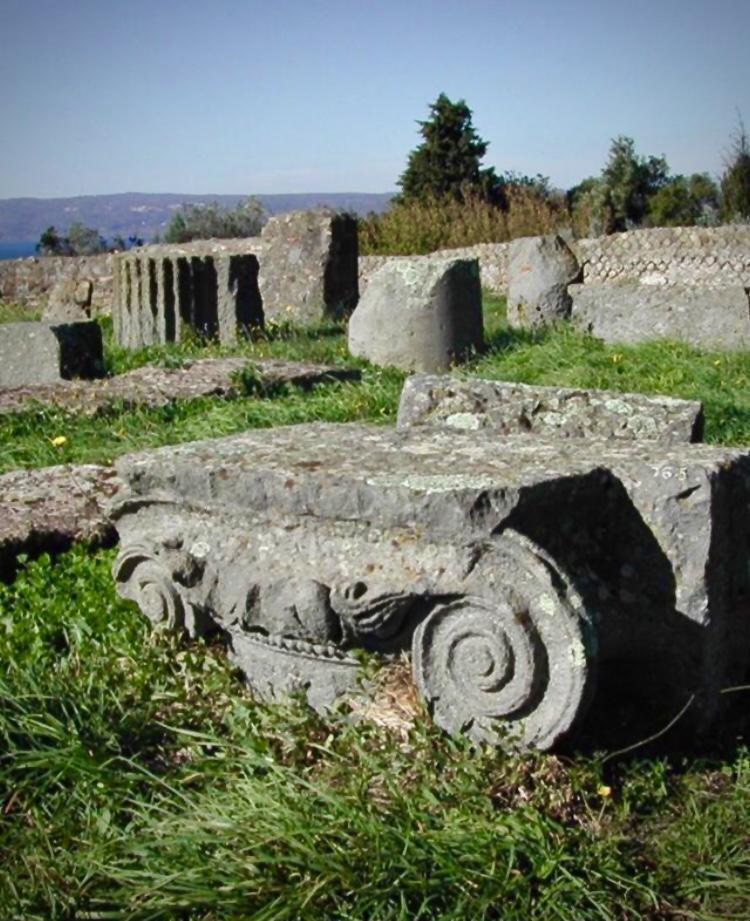 Archeological Area Poggio Moscini
