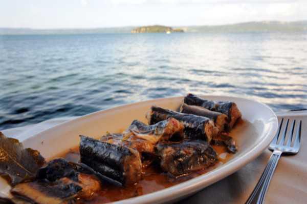 Gastronomic traditions of Bolsena Lake