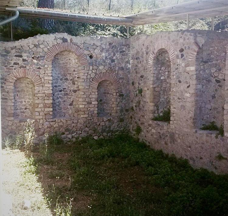 Zona arqueológica de Poggio Moscini