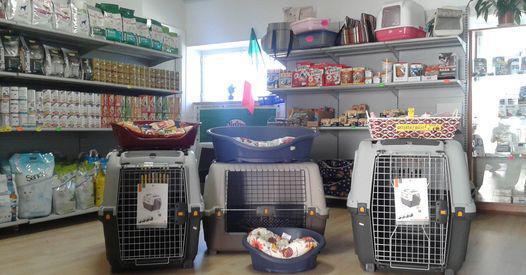 Amici per la coda - Pet Shop Bolsena