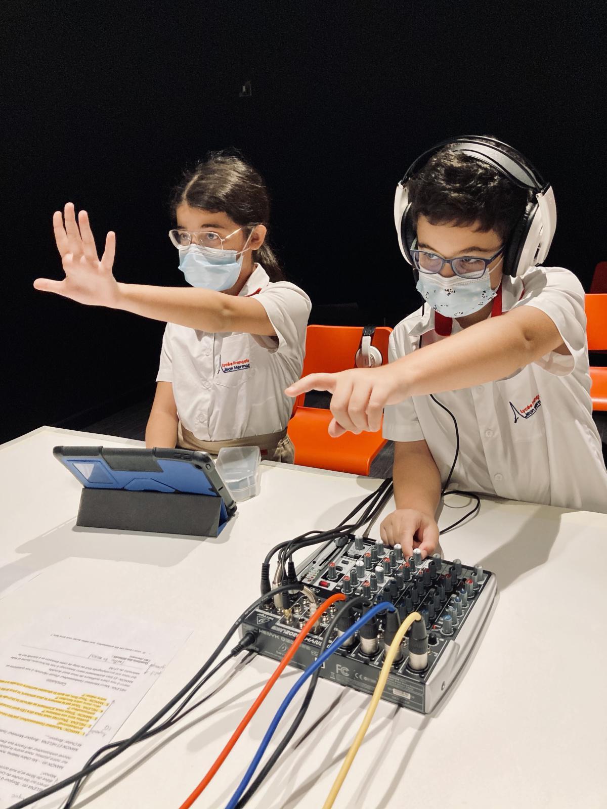 Formation des techniciens webradio 🎧
