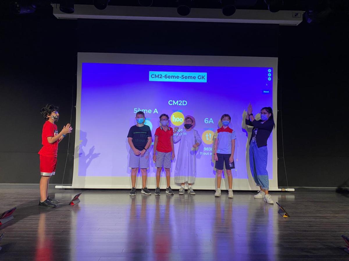 Fête nationale: Compétition de culture générale